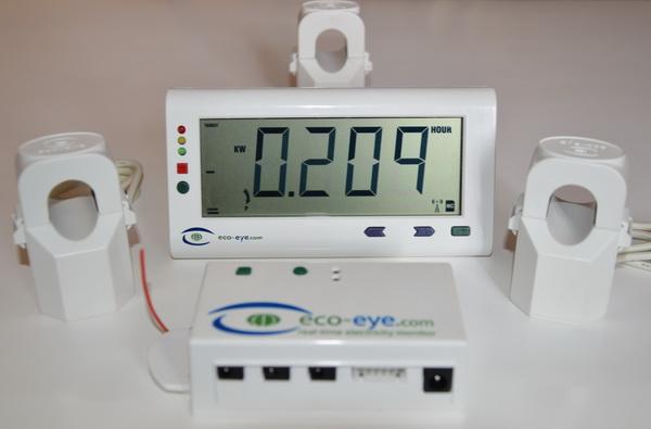Měřič spotřeby Eco-eye Smart+ 200